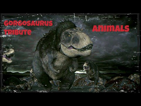 Gorgosaurus Tribute