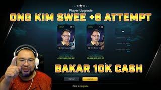 Cubaan 55.4 Billion Upgrade Malaysia Legend +6 Fifa Online 3