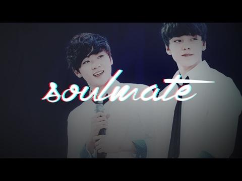 【vernon x seungkwan】soulmate;