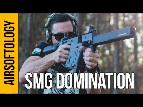 Kriss Vector Airsoft (Krytac) AEG Full Review | Airsoftology