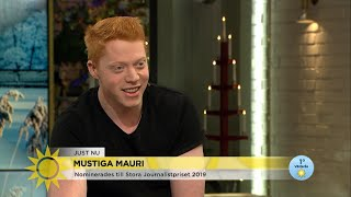 """Mustiga Mauri: """"Får extremt dåligt samvete när folk blir besvikna"""" - Nyhetsmorgon (TV4)"""