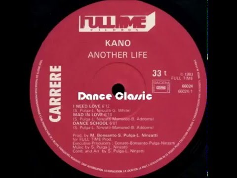 "Kano - Dance School (12"" Mix)"