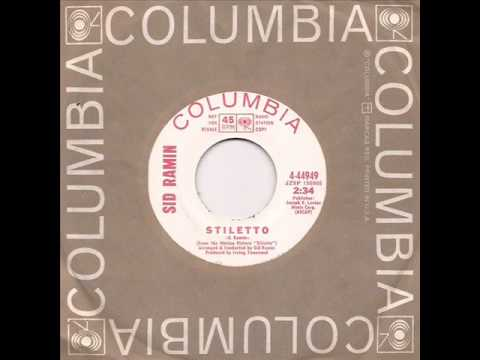 Sid Ramin- Stiletto - Columbia OST Mod Jazz Soul 45 Acid