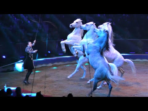 Circus KNIE - Ivan Frederic Knie - 44th International Circus Festival Of Monte-Carlo 2020