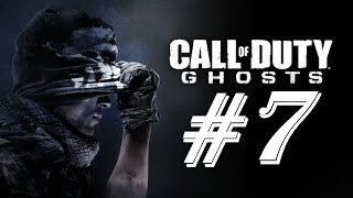 Call of Duty Ghosts 1080p HD Gameplay Walkthrough Episode 7 - Birds of Prey - Sky and Ground