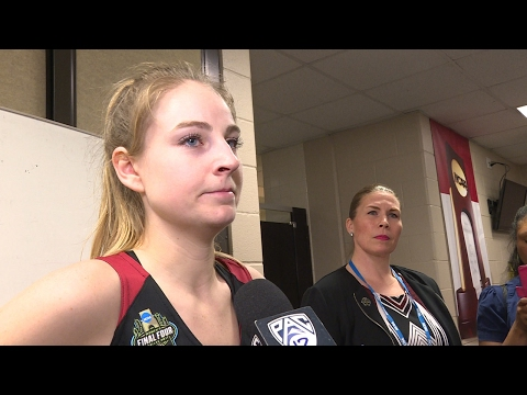 Stanford's Karlie Samuelson on playing for Tara VanDerveer