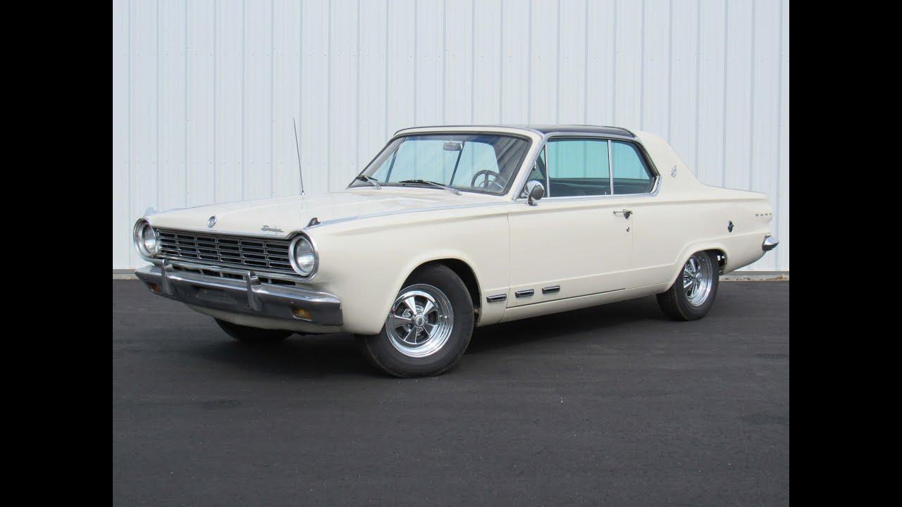 1965 Dodge Dart GT For Sale or Trade motorland motorlandamerica ...