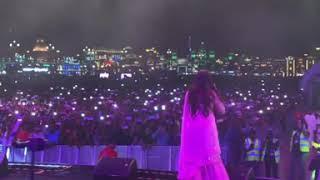Shreya Ghoshal live concerts in Dubai at Global Villageuae | Dewani Mastani