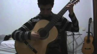 Folia de España by Manuel Ponce Variation 4