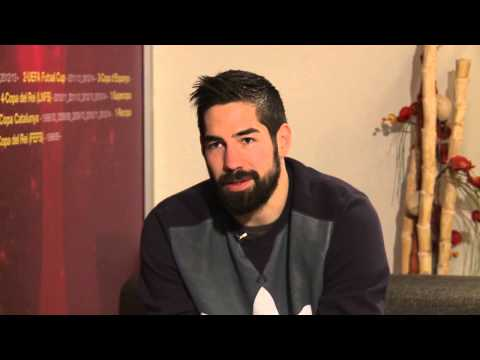 Interview 20 - Nikola Karabatić