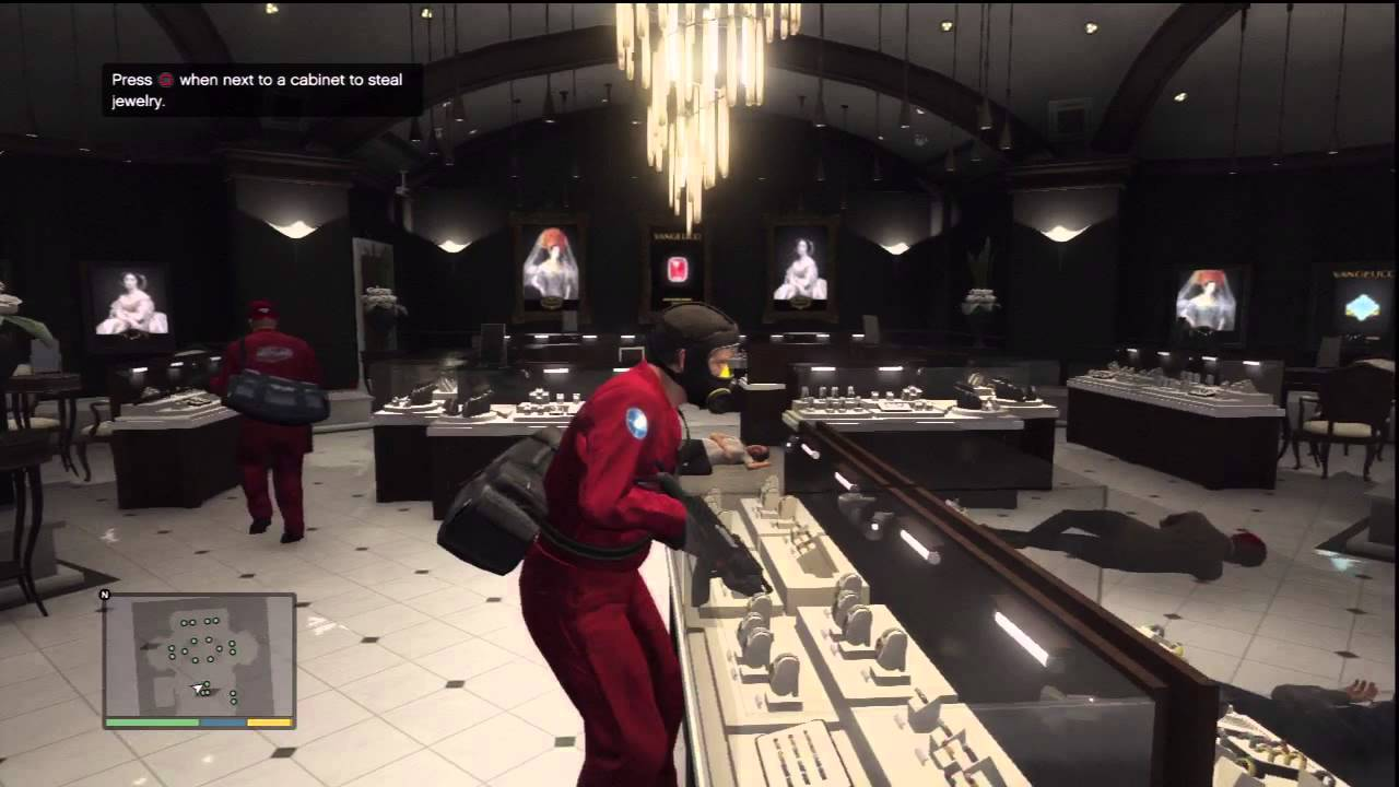 grand theft auto v gameplay stealing the knockout gas