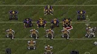 Mutant League Football Sega Mega Drive Genesis