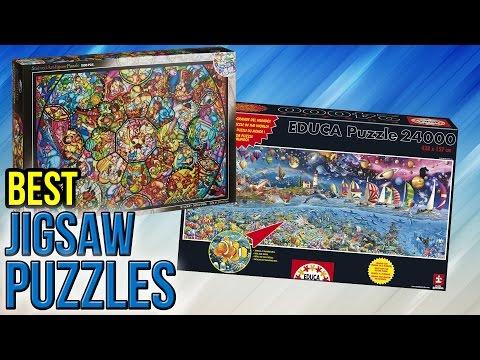 10 Best Jigsaw Puzzles 2017