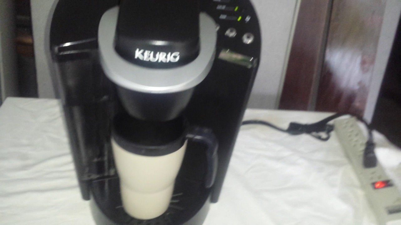 Keurig Coffee Maker Quit Working No Power : Keurig K40 Coffee Maker - Onecheapdad Product Review - YouTube