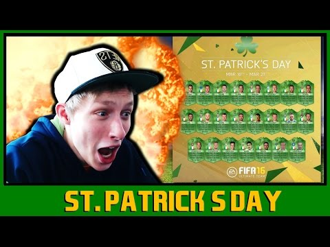 St. Patrick's Day Tournament Cup!!
