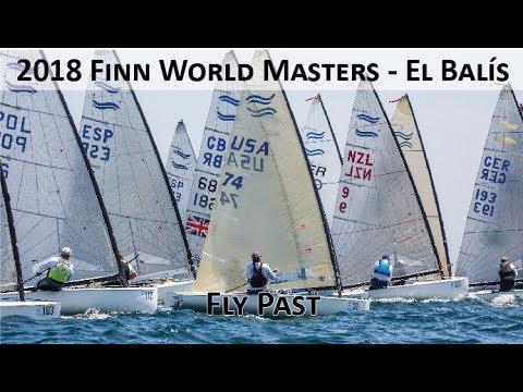 2018 Finn World Masters - El Balís