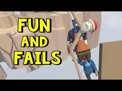 Human Fall Flat | Fun and Fails