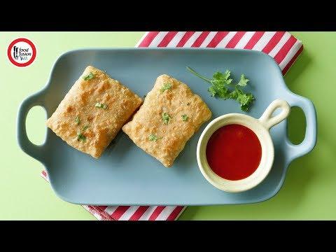 Mini Stuffed Paratha Recipe By Food Fusion Kids