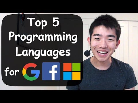 Top 5 Programming Languages to Learn to Get a Job at Google,