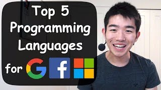 Top 5 Programming Languages to Learn to Get a Job at Google Facebook Microsoft etc