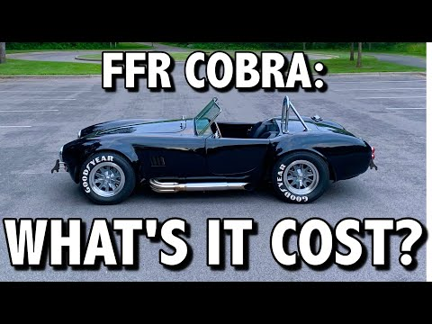 Factory Five Cobra: What's It Cost?
