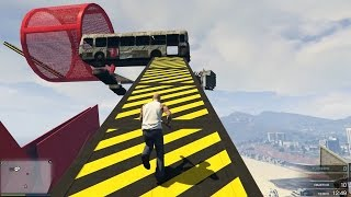 PARKOUR ALTA TENSION!!!! EN GTA V!