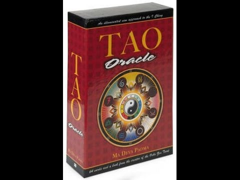review de l'oracle du tao