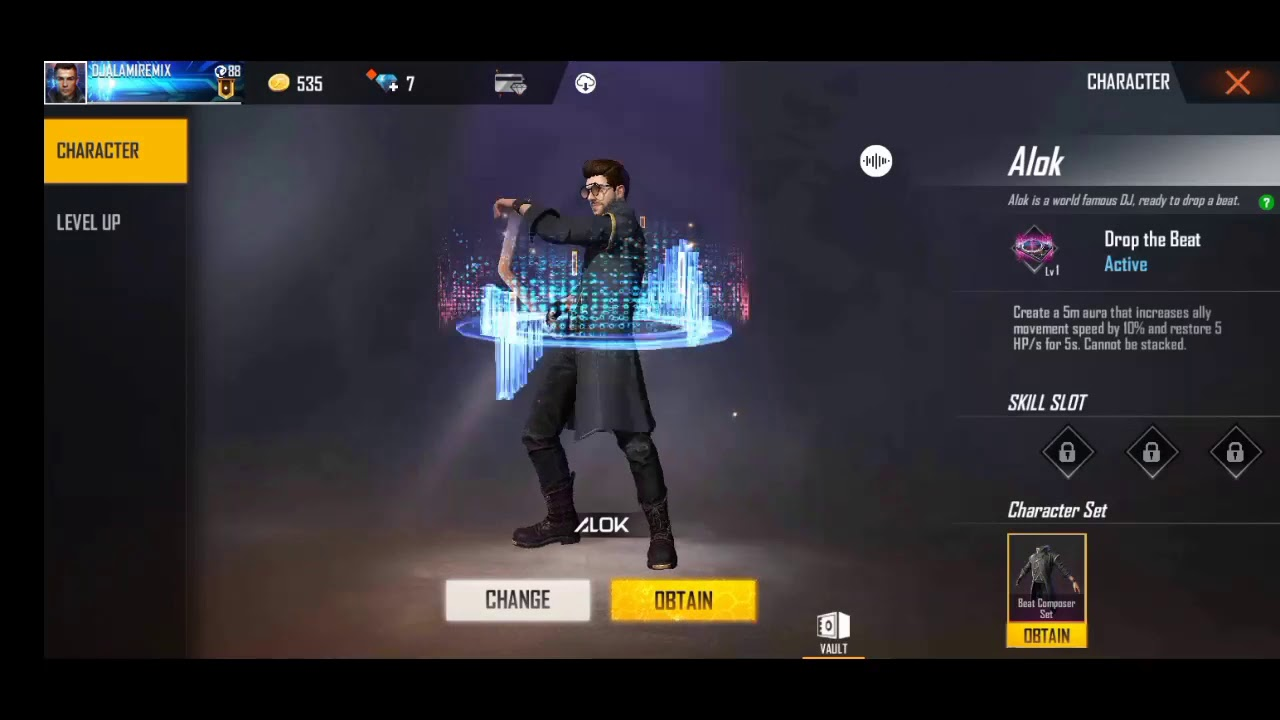 Download FREE FIRE NEW SUNG ADVAS GAMES My DJ ALAMIN GAMES PLAY garena free fire official games