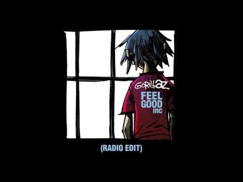 Gorillaz - Feel Good Inc. (Radio Edit)