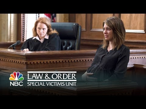 A Flaw in the System - Law & Order SVU Highlight