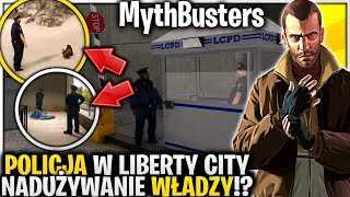 Czy Policja w LC znęca się nad obywatelami miasta? - Pogromcy Mitów GTA 4 #24