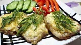 ОЧЕНЬ вкусное мясо по-французски, с соусом Терияки! Пошаговый рецепт.