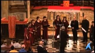 Ensemble vocale Calycanthus -- Dum medium silentium by Vytautas Miškinis