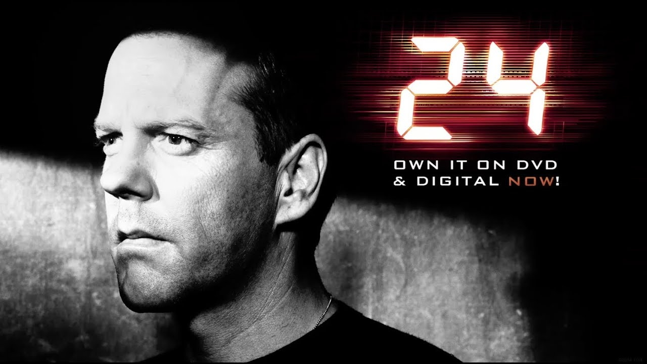 24 Horas Temporada 1 Dvd Digital Hd Youtube