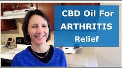 CBD For Arthritis Pain (OA and RA)