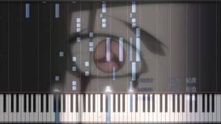 "Naruto Shippuden Opening 6 ""Sign""-ナルト 疾風伝-[Piano Virtual]"