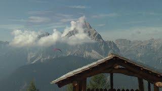 La Zona delle Tre Cime nelle Dolomiti... ad un passo dal cielo!