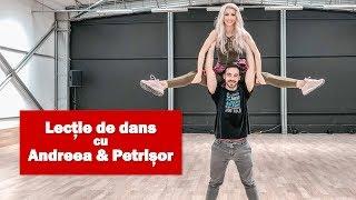 LECTIE DE DANS CU ANDREEA SI PETRISOR 1 SURUBUL