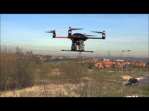 WALKERA MX400 QUADCOPTER DEVO 8 GOPRO HD (DRONES FOR SALE) www.UAVDronesForSale.com