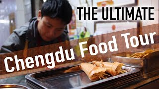 Into the Deep-End of Chengdu's Food Scene w\ Lost Plate Tours