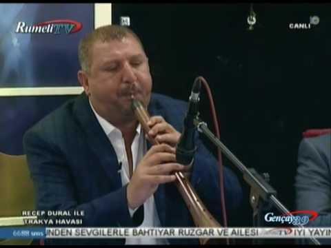 YAŞAR USUL VE GURUBU ORMANCI TRAKYA HAVASI RUMELİ TV 12.5.2016