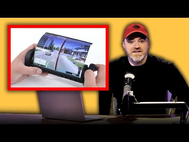 The Samsung Rollable Smartphone
