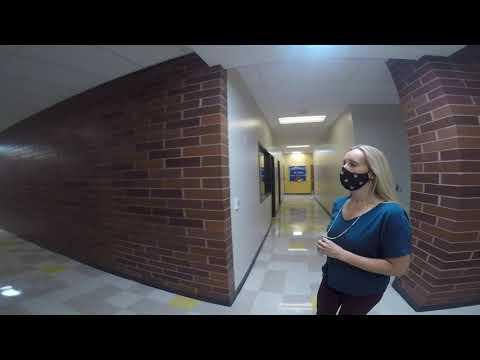 Virtual Tour - Albion Middle School