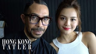 Romero Jennings In Hong Kong: MAC Versicolour Lip Stain Tutorial