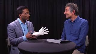(Microsoft)Joseph Sirosh ile ucuz ve akıllı protez oluşturmak için yapay zeka kullanarak