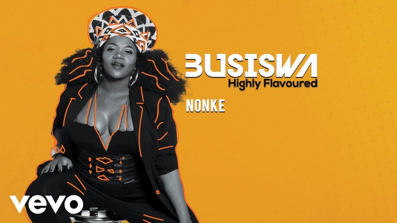 Busiswa - Nonke (Audio)