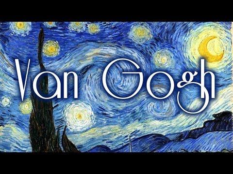 Cuadros Famosos Faciles.27 Cuadros De Van Gogh Con Musica De Beethoven Hd Youtube