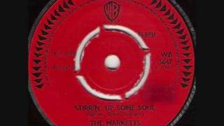 "The Marketts  - "" Stirring up some Soul """