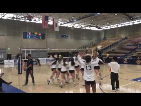 Menlo School wins first state volleyball title