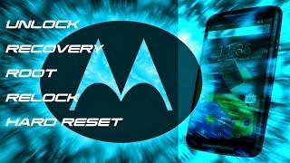 Tutorial Unlock Recovery Root y Hard Reset Moto G 4G 2a Gen (XT1072)